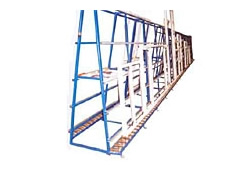 Vertical A Frame Production Line
