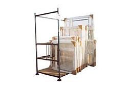 Double Stacking Finished Frame Storage Stillage