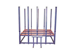 Glass Stacking Rack