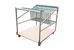 Concealed Sealed Unit Trolley