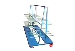Vertical Stacking Cut Profile Trolley